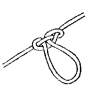 Man Harness Knot